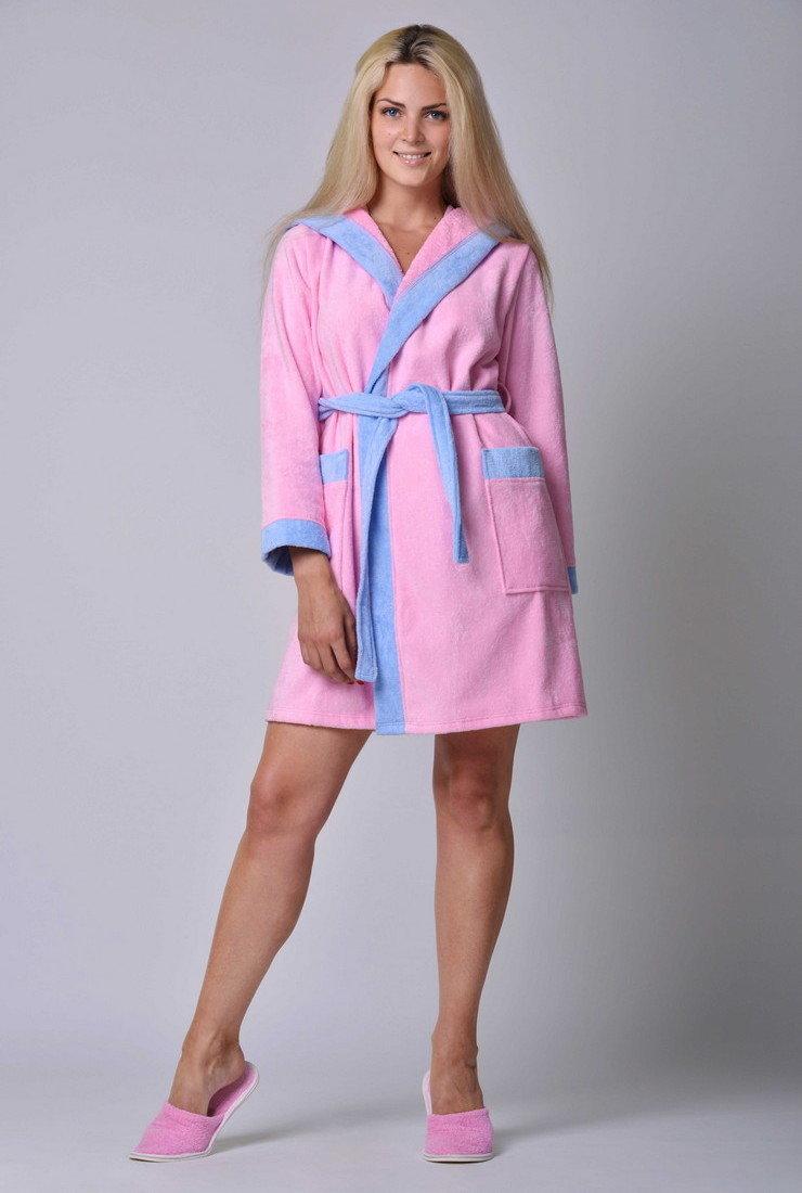 1f957dda69ed Аннет 2 - велюровый женский халат - Аннет 2 - махровый женский халат